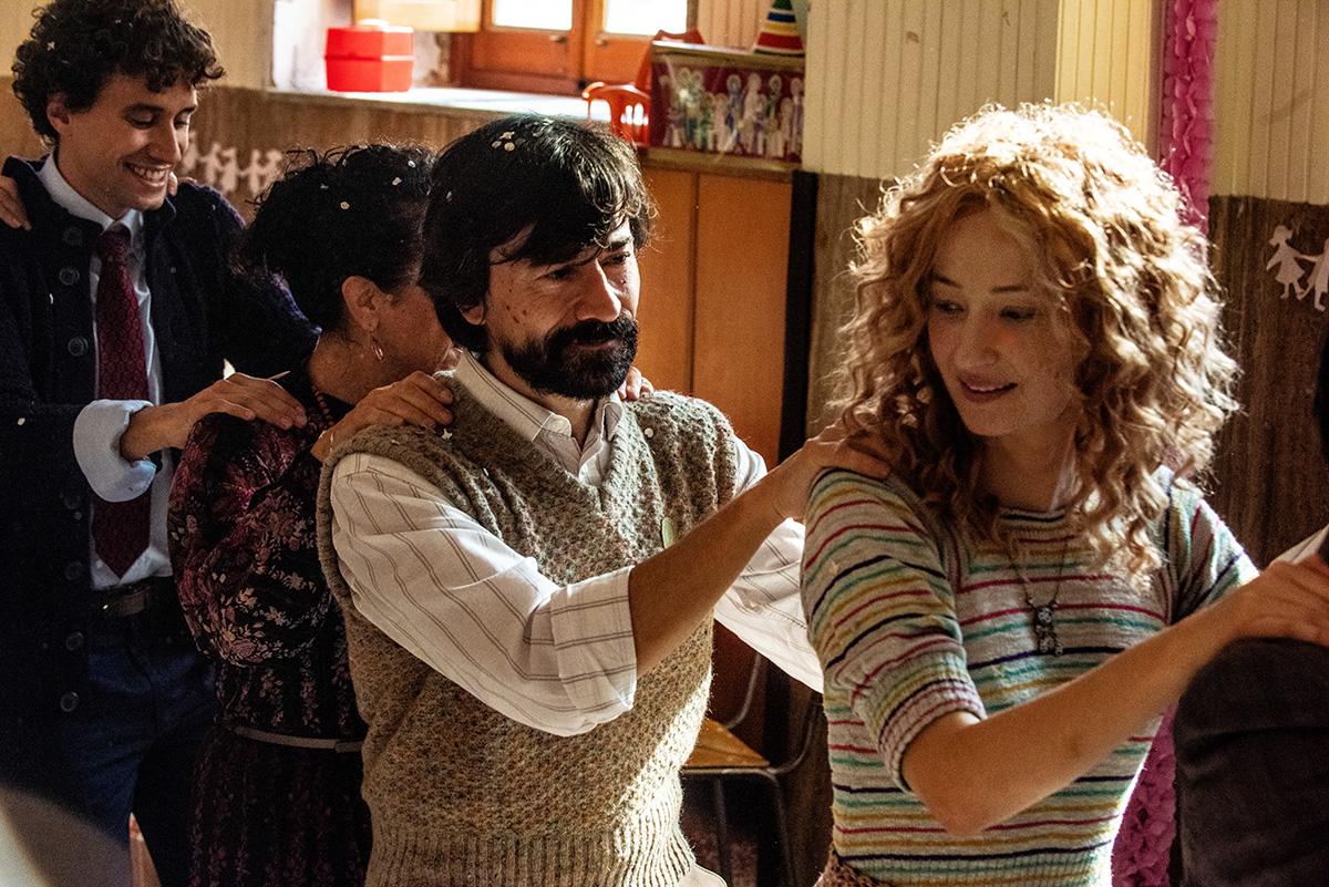 靴ひも、イタリア映画、イタリア映画祭2021