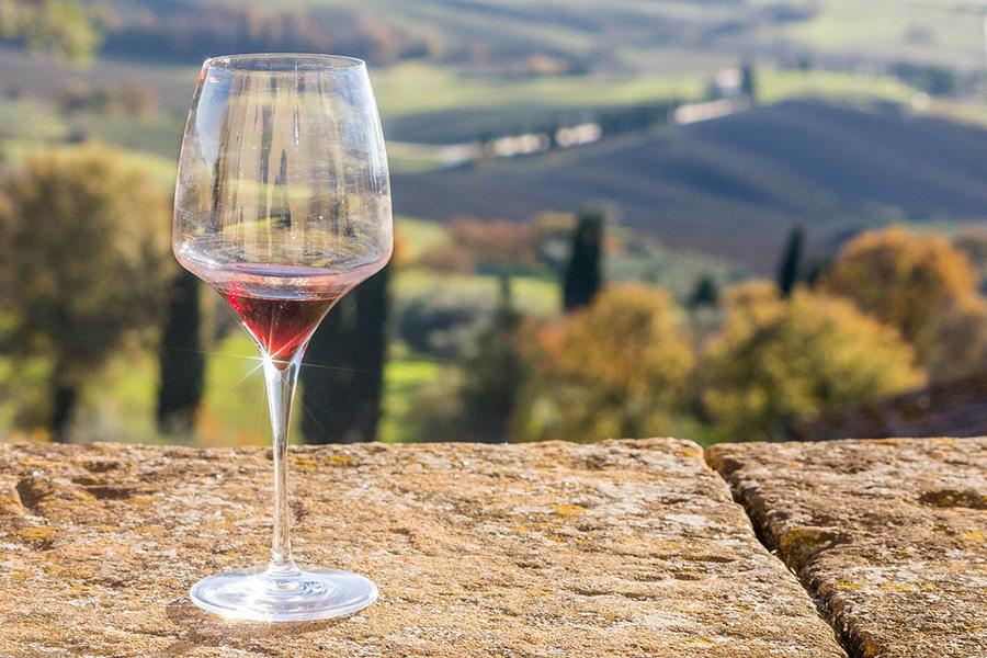 イタリアワイン、赤ワイン、トスカーナ地方