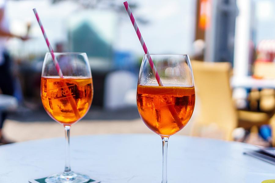 イタリアお酒、アペロール、アペリティーボ、食前酒