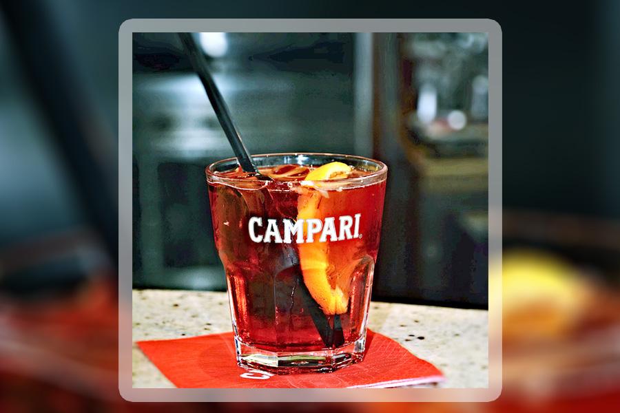 イタリアお酒、カンパリ、アペリティーボ、食前酒