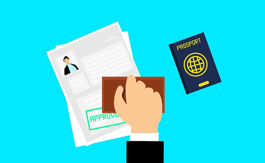 ビザ、VISA、海外留学、海外渡航