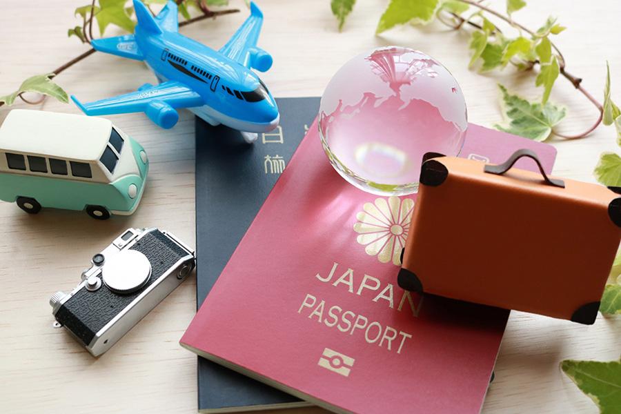 パスポート イタリア留学