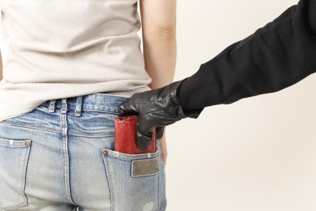 スリ、犯罪、財布、被害