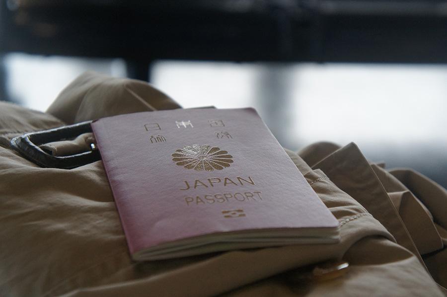 パスポート、パスポート紛失