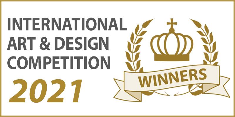 国際アート&デザインコンペティション受賞者