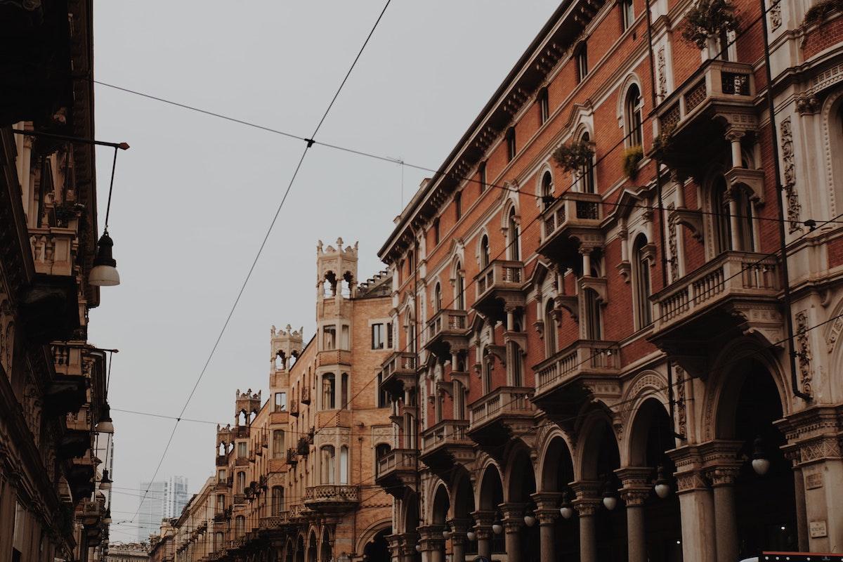 イタリア不動産、アパート、集合住宅、マンション、イタリア生活、イタリアライフ