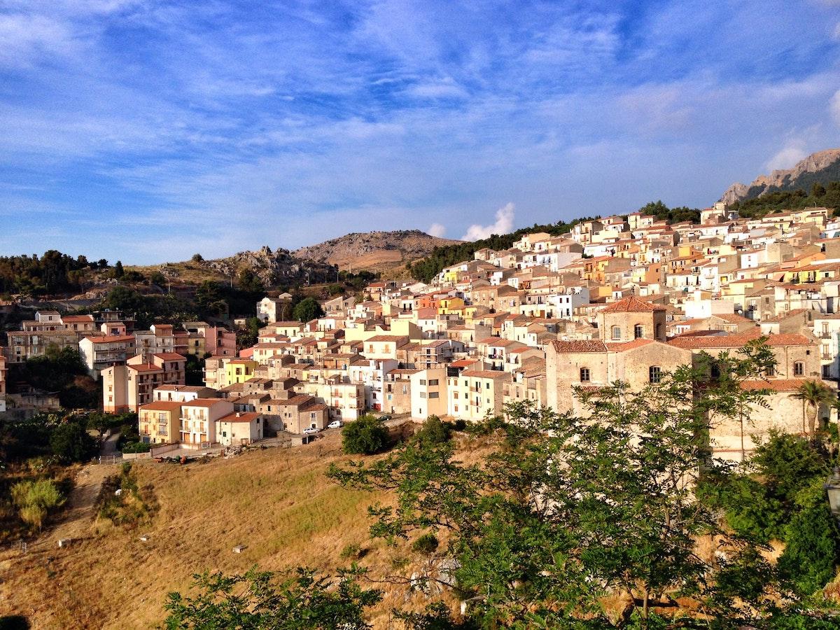 イタリア郊外、アパート、集合住宅、イタリア生活、イタリアライフ