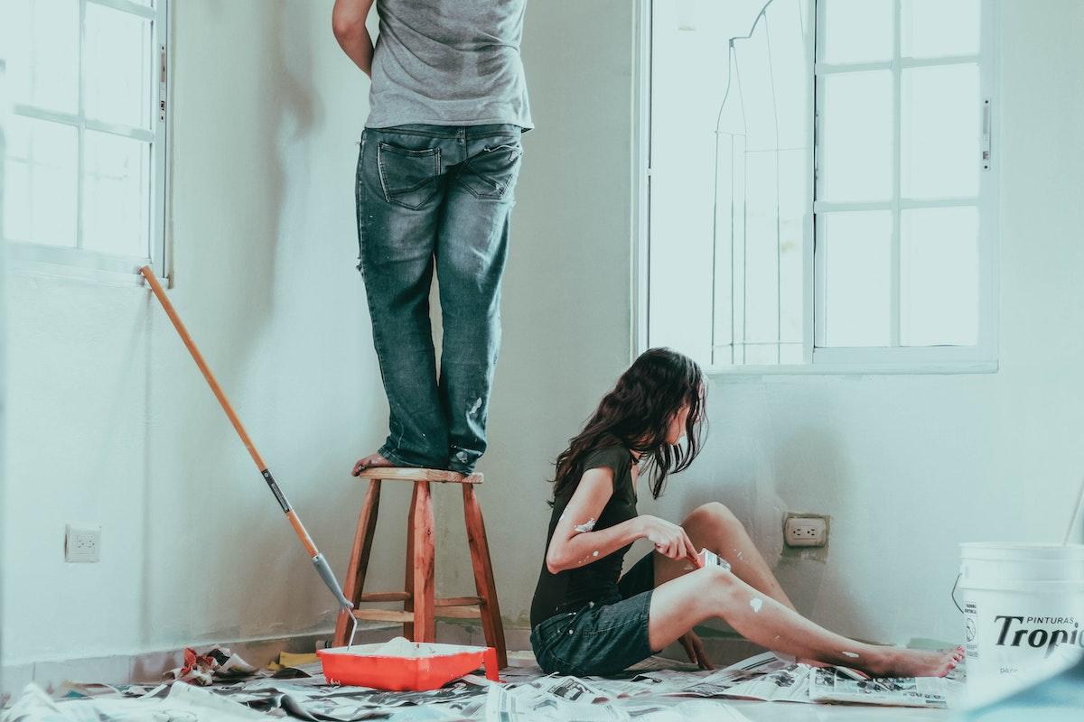 改装、DIY、アパート、集合住宅、イタリア生活、イタリアライフ
