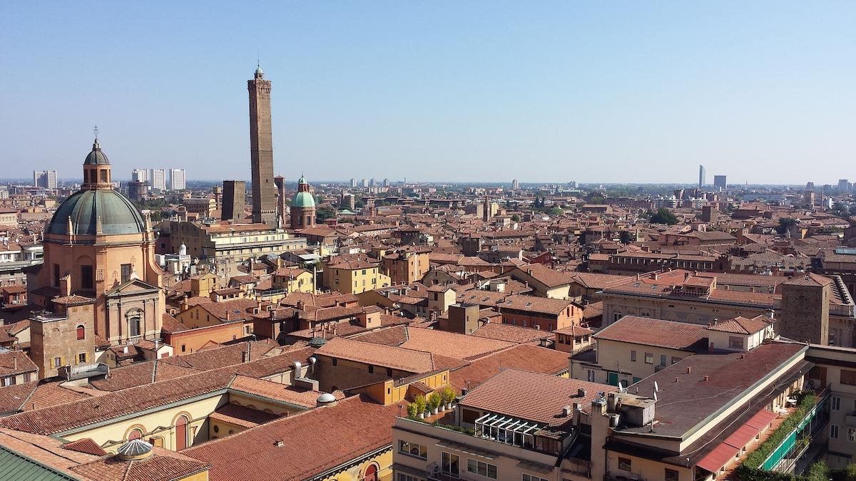 ボローニャ、住みやすい街、イタリア生活、イタリアライフ