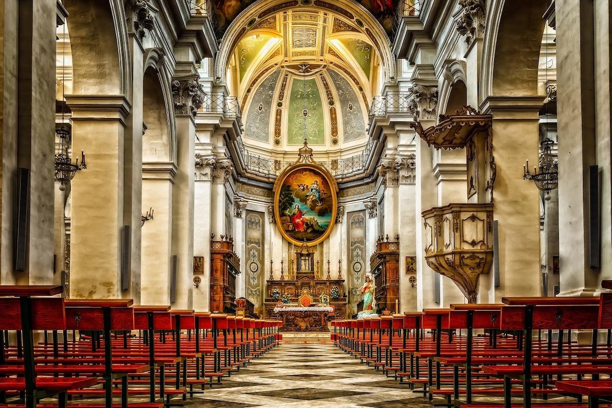 教会、イタリア、大聖堂