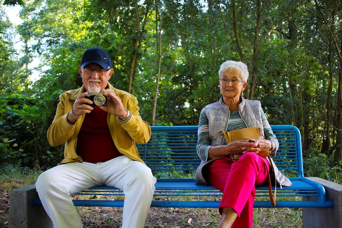シニア、老夫婦、老人、60歳以上