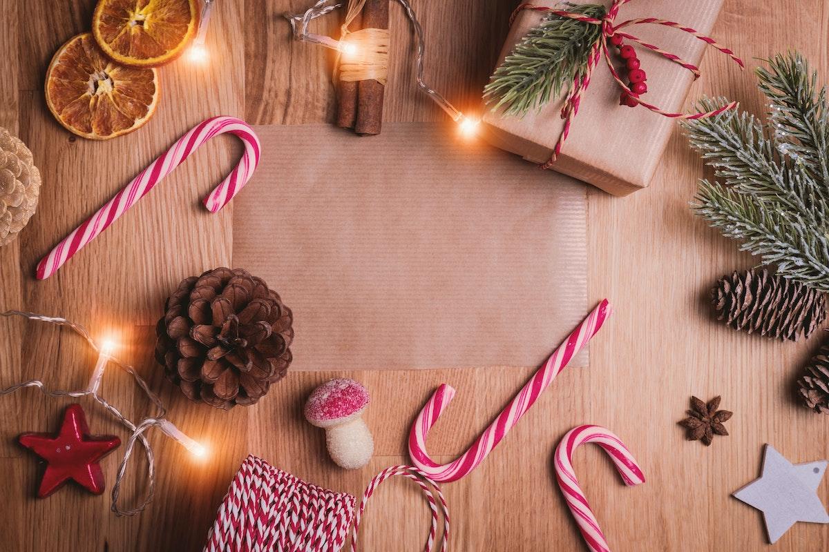 クリスマス、オーナメント、クリスマスツリー、イタリア風景